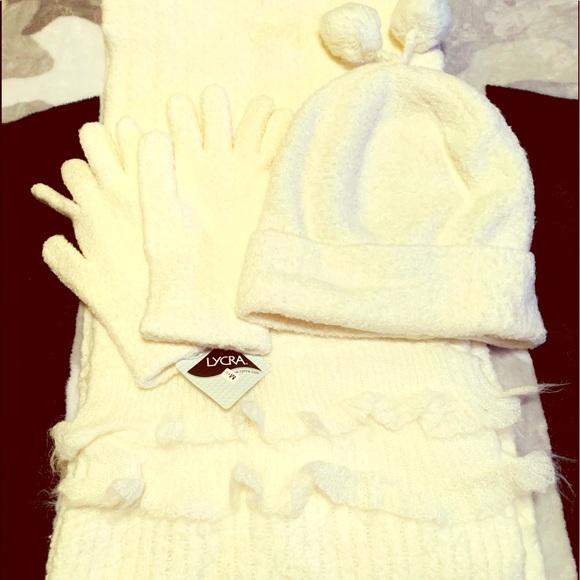 🧣🧤V.S. Hat/Gloves/Scarf Set 🧣🧤